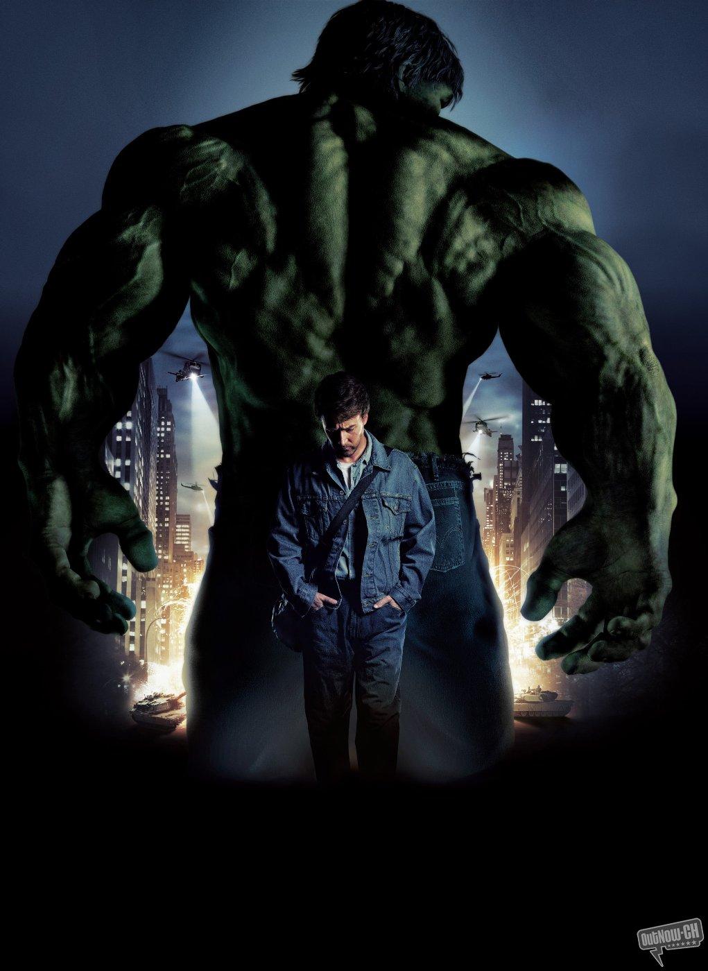 Superheroic Masculinity The Incredible Hulk